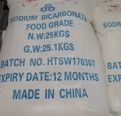 Cina Food Grade Sodium Bicarbonate Food Grade / Sodium Hidrogen Karbonat Baking Soda pemasok